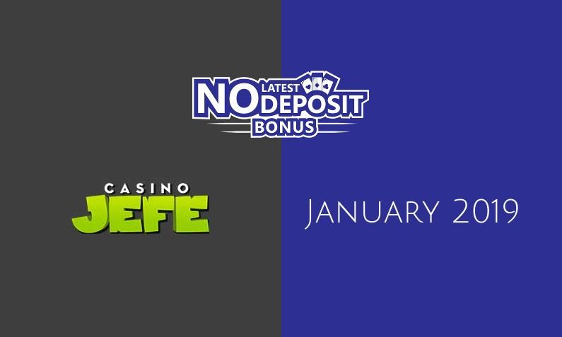 Casino bonus without deposit 2019