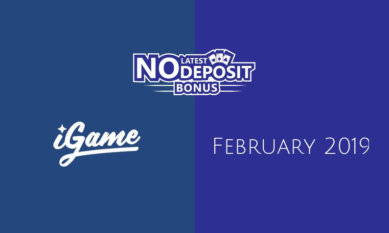 No deposit bonus 2019