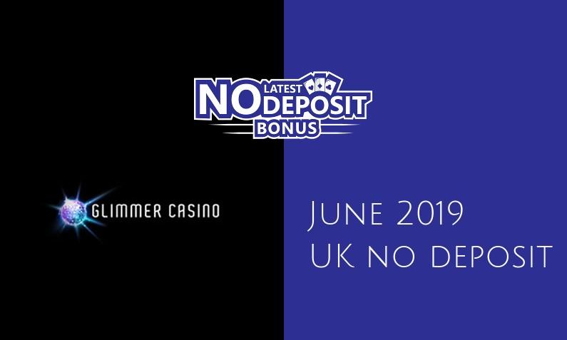 Latest Glimmer Casino Bonus Codes