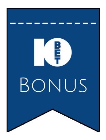 Latest bonus spins from 10Bet Casino