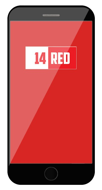 14Red Casino - Mobile friendly