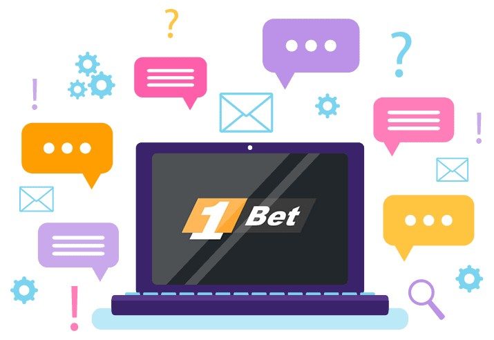 1Bet - Support