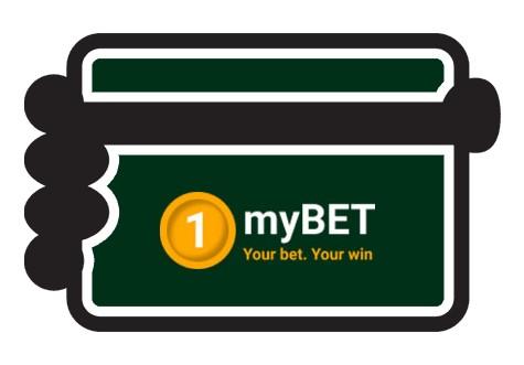 1myBET Casino - Banking casino
