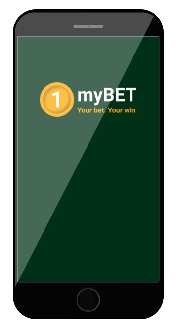 1myBET Casino - Mobile friendly