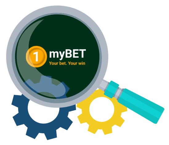 1myBET Casino - Software