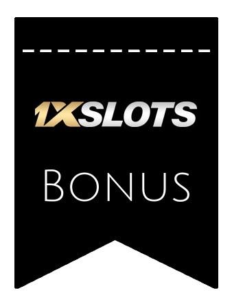 Latest bonus spins from 1xSlots Casino