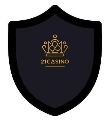 21 Casino - Secure casino