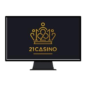 21 Casino - casino review