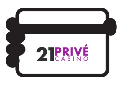 21 Prive Casino - Banking casino