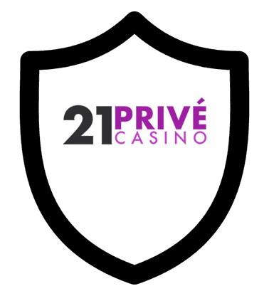 21 Prive Casino - Secure casino
