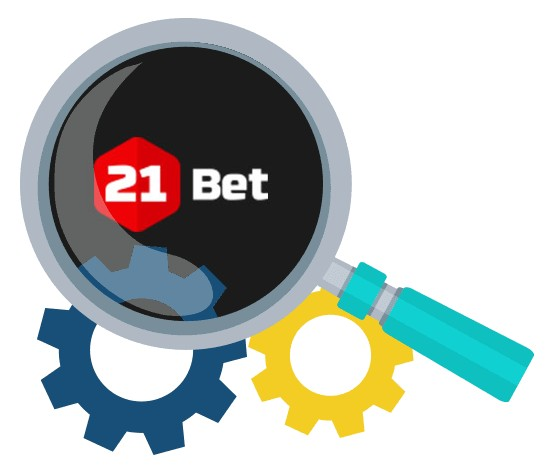 21Bet Casino - Software