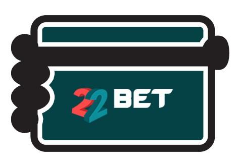 22Bet Casino - Banking casino