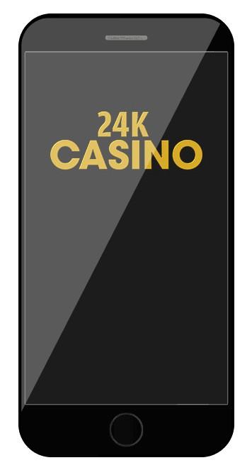 24k Casino - Mobile friendly