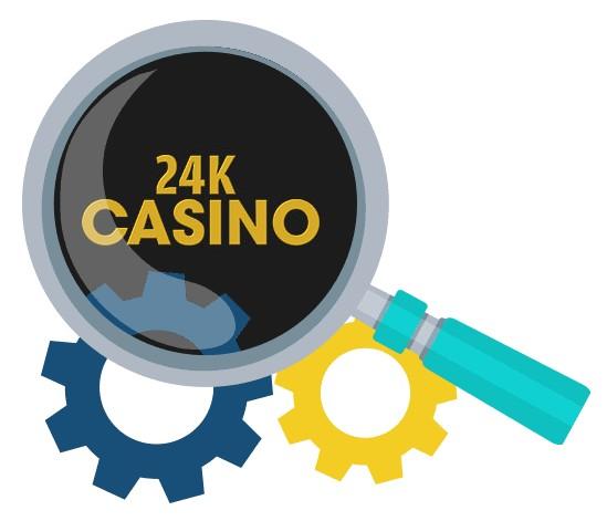 24k Casino - Software