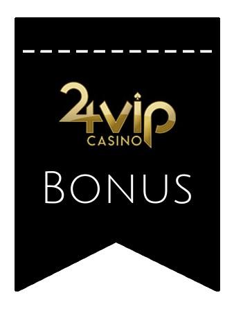 Latest bonus spins from 24VIP Casino