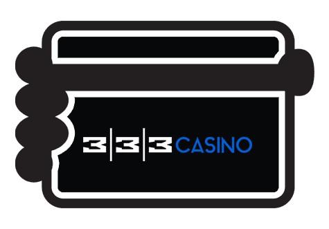 333 casino - Banking casino