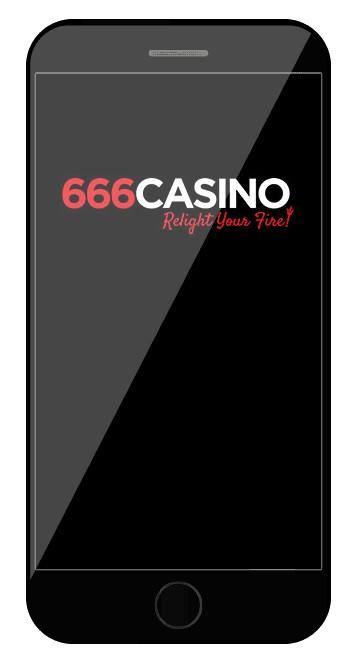 666 Casino - Mobile friendly