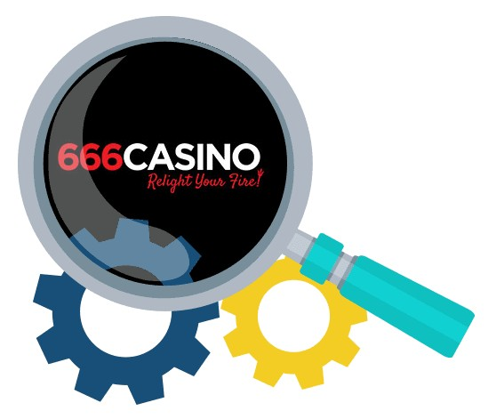 666 Casino - Software