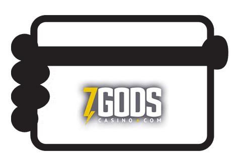 7 Gods Casino - Banking casino
