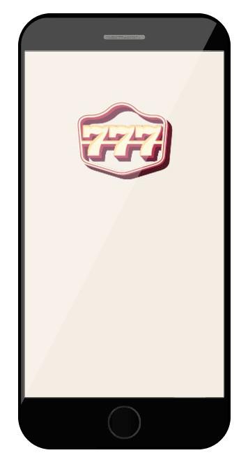777 Casino - Mobile friendly