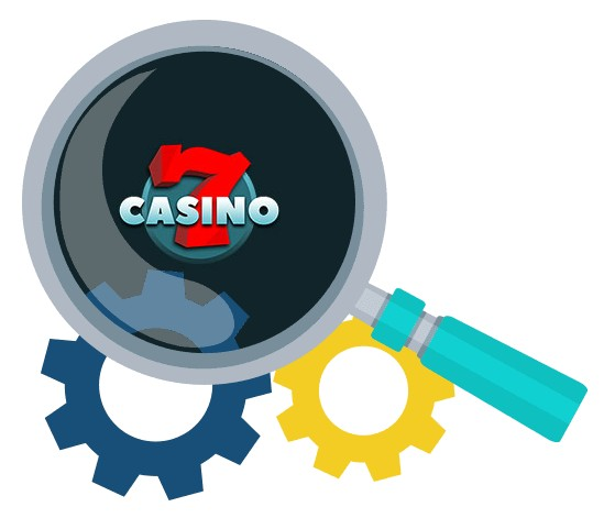 7Casino - Software