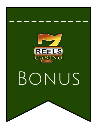 Latest bonus spins from 7Reels Casino