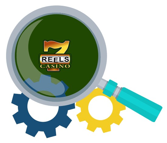 7Reels Casino - Software