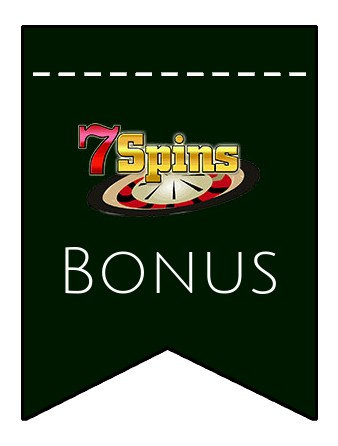 Latest bonus spins from 7Spins Casino