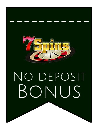 7Spins Casino - no deposit bonus CR