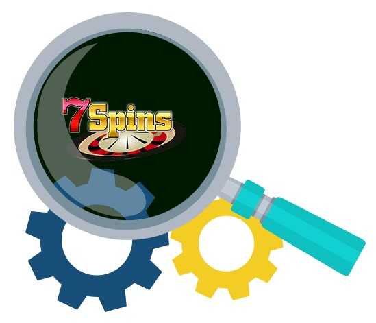 7Spins Casino - Software