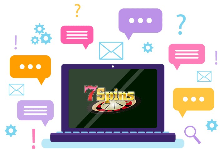 7Spins Casino - Support