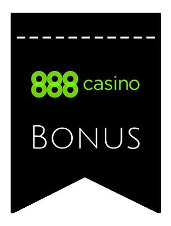 Latest bonus spins from 888 Casino