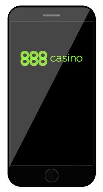 888 Casino - Mobile friendly