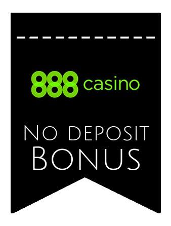 888 Casino - no deposit bonus CR