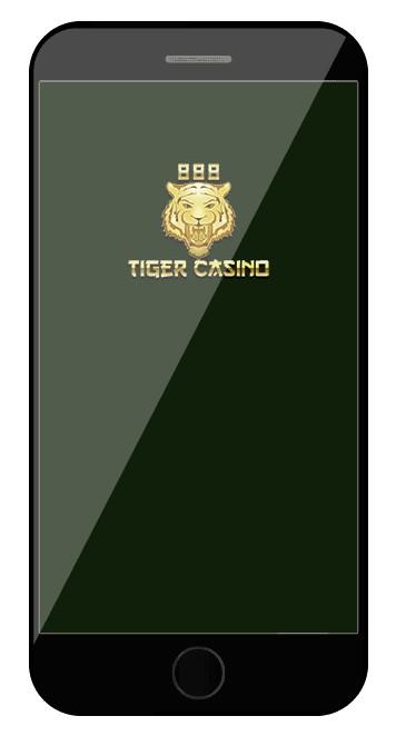888 Tiger Casino - Mobile friendly