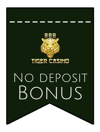 888 Tiger Casino - no deposit bonus CR