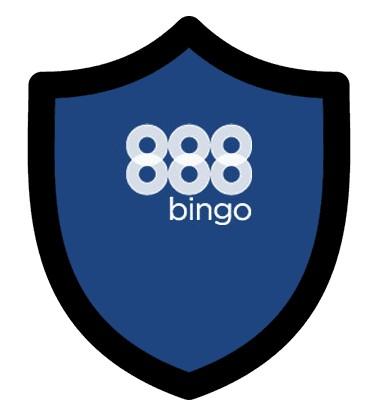 888Bingo - Secure casino