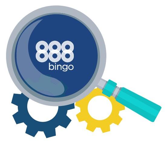 888Bingo - Software