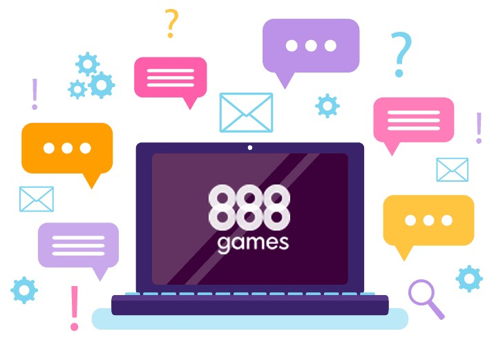 888Games - Support