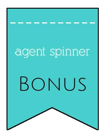 Latest bonus spins from Agent Spinner Casino