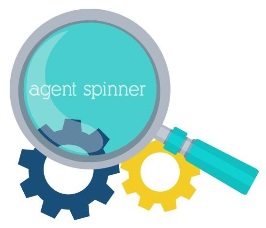 Agent Spinner Casino - Software