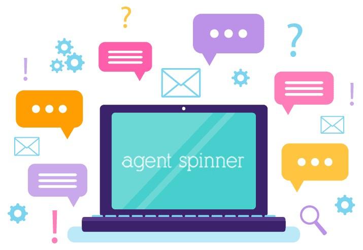 Agent Spinner Casino - Support