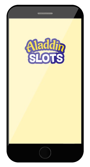 Aladdin Slots - Mobile friendly