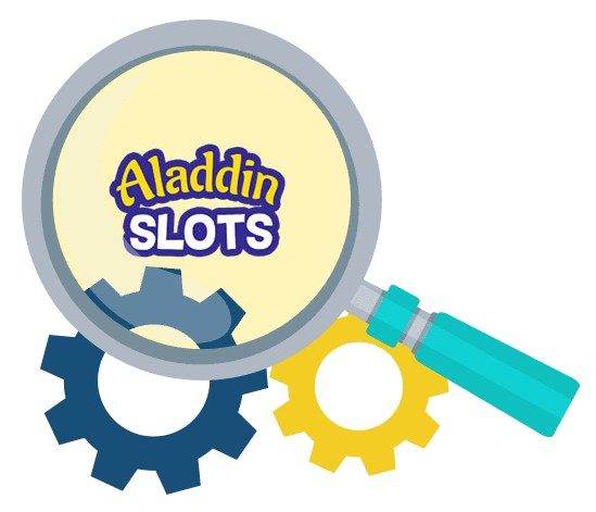 Aladdin Slots - Software