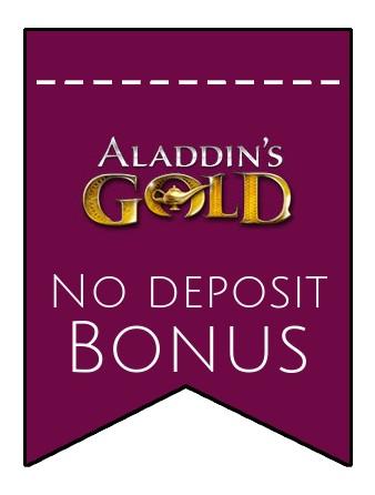 Aladdins Gold Casino - no deposit bonus CR
