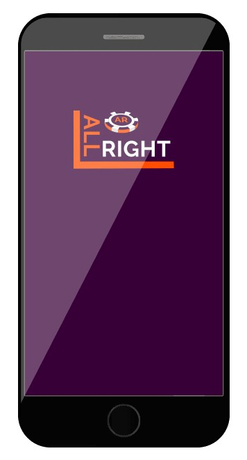 All Right Casino - Mobile friendly