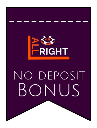 All Right Casino - no deposit bonus CR