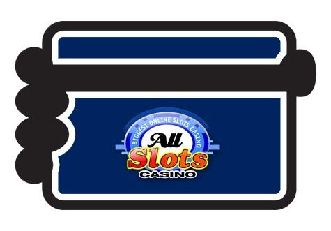 All Slots Casino - Banking casino