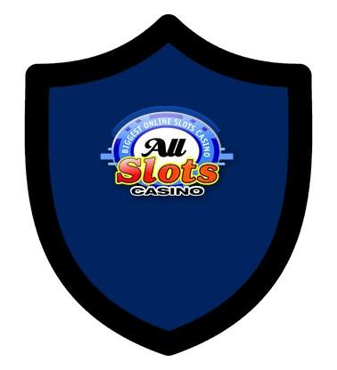 All Slots Casino - Secure casino
