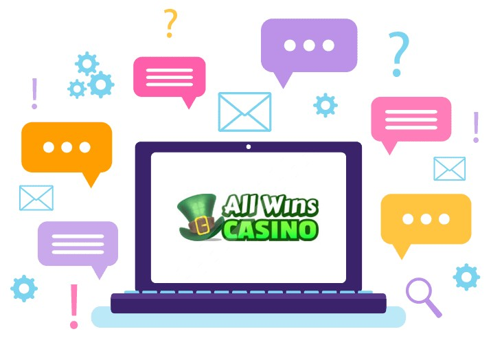 All Wins Casino - Support